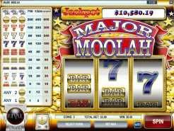 Major Moolah Slots